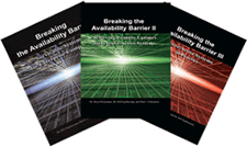 Gravic's Breaking the Availability Barrier Books